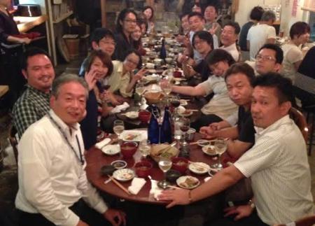 KFCオンラインショップ研究会 懇親会