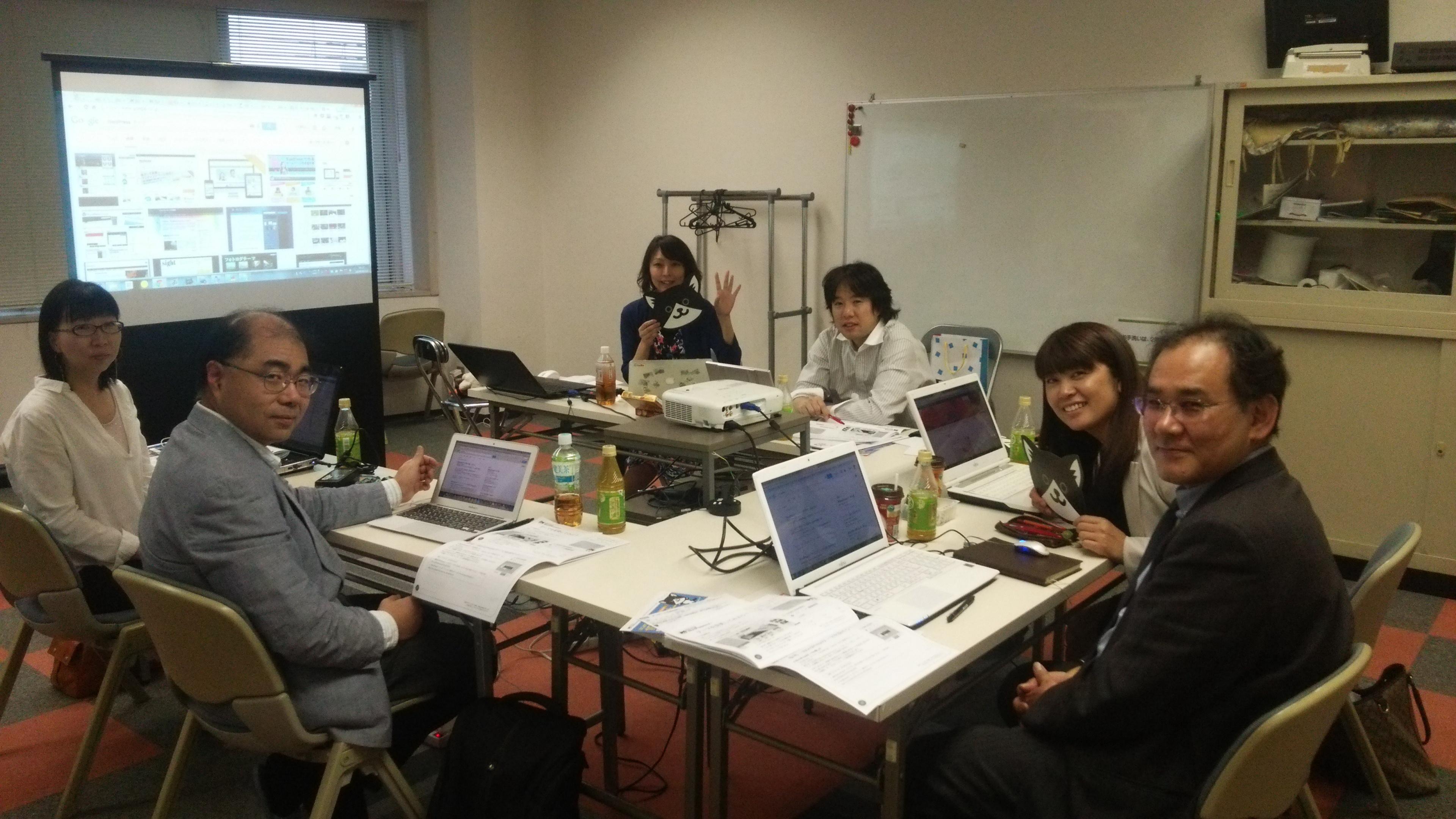 第130回:名古屋でWordPressセミナー開催しました