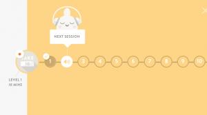 無料瞑想アプリのheadspace(ヘッドスペース)でマインドフルネス強化(1日目)
