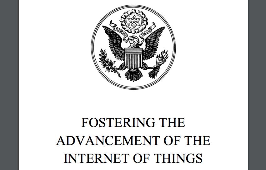 アメリカ商務省のIoT政策のグリーンペーパー(緑書)米国電気通信情報庁(NTIA)