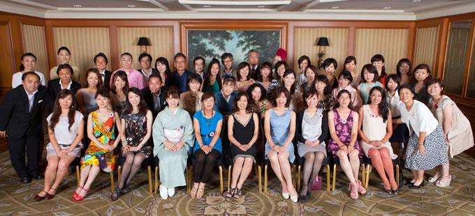 参加型の女性の起業、再活を支援する「フェアリークラブ」のイベントに参加しました