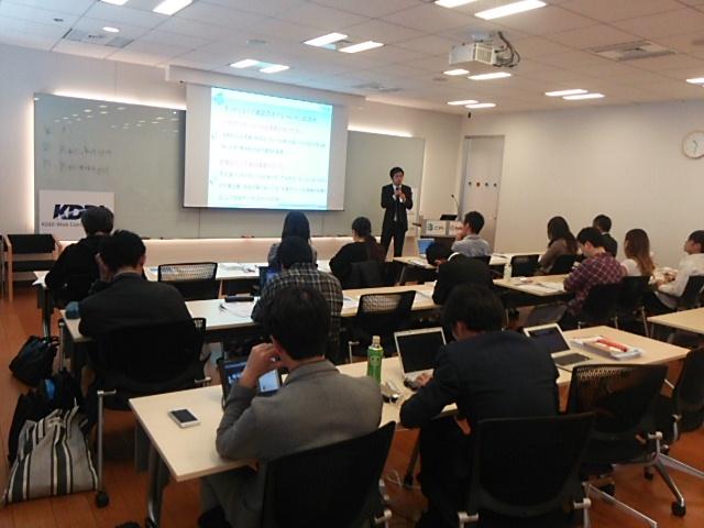 開店前のネットショップ講座を東京で開催