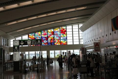 【1日目】沖縄ネット通販勉強会:生きて沖縄に着きました。