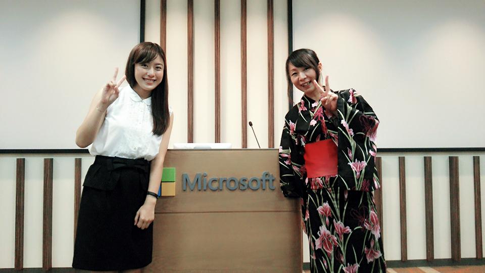 東京CMS夏祭りに運営スタッフとして参加、司会は池澤あやかさん