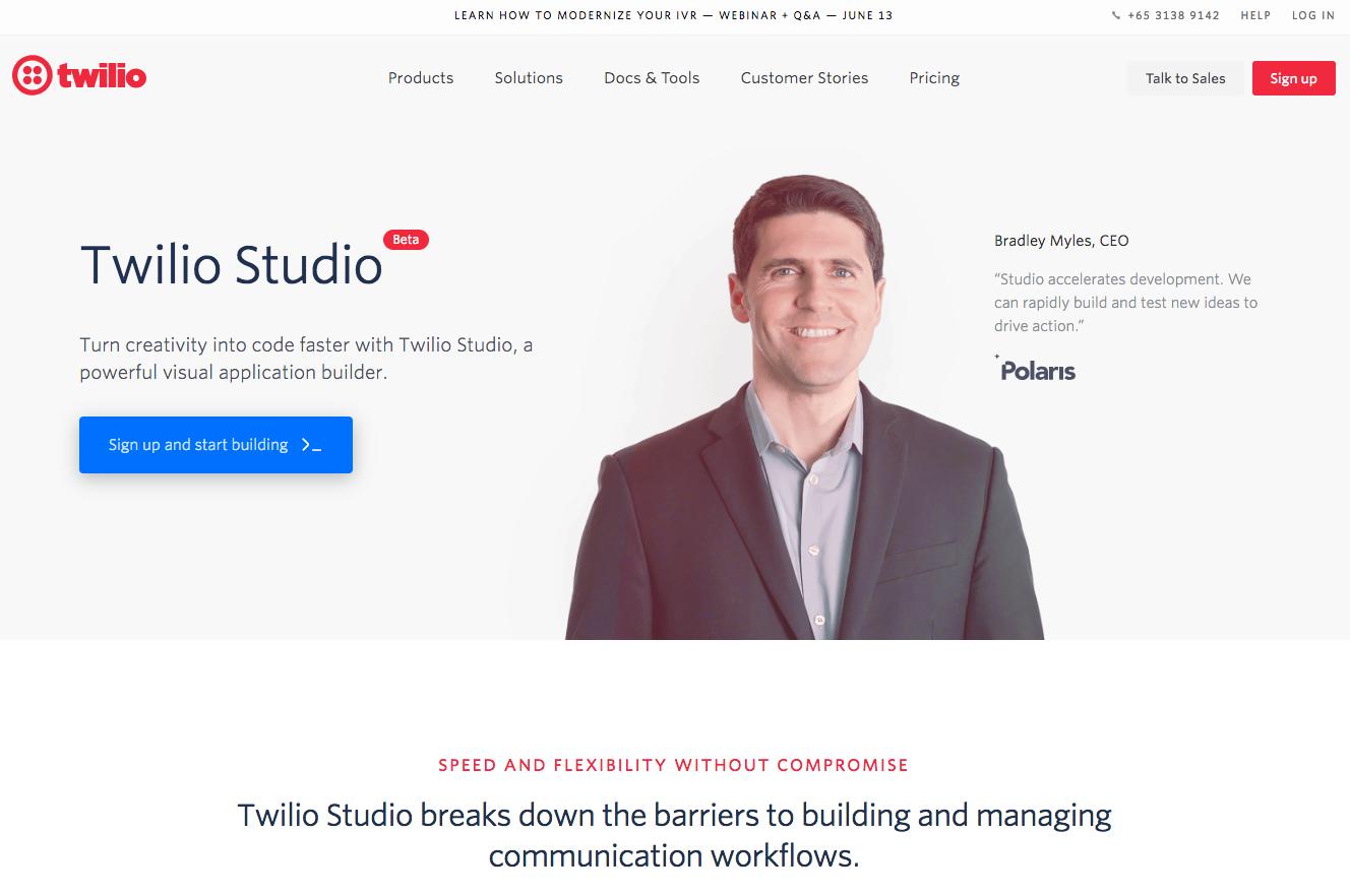 Twilio Studio(ツイリオ スタジオ)の使い方・セミナー・情報まとめ