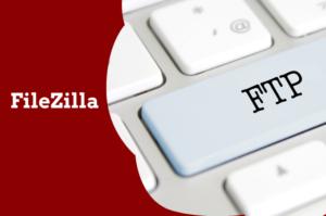 FileZilla(FTP設定)